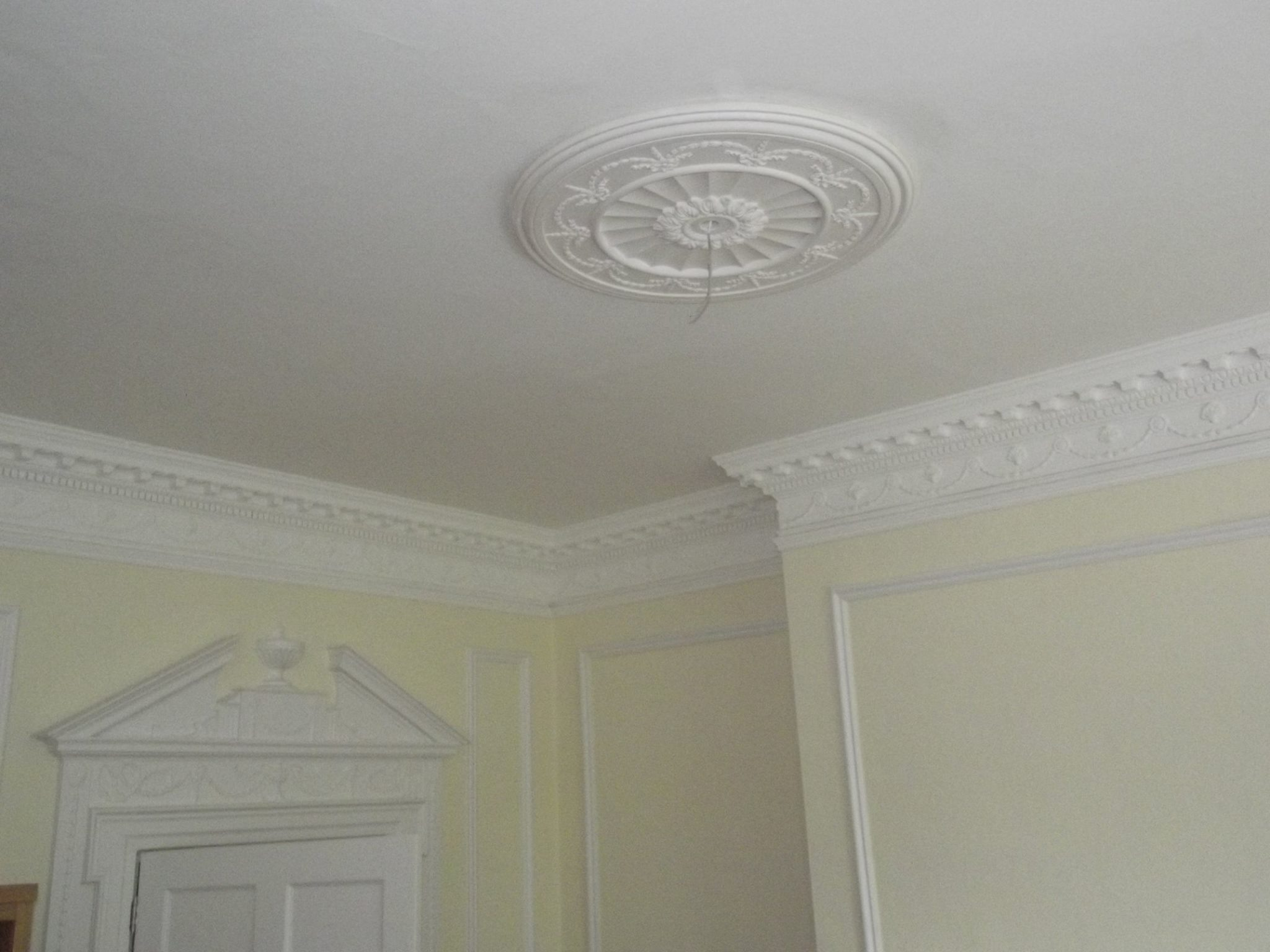 Coving Chester Cheshire Coving North West